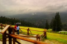 Free View On Zakopane Stock Photography - 6193702