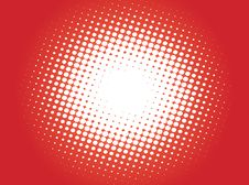 Free Halftone Pattern Royalty Free Stock Photography - 6194017
