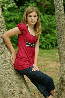 Free Teenage Girl Royalty Free Stock Photography - 6194307