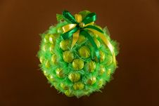 Sweets Apple Royalty Free Stock Photos