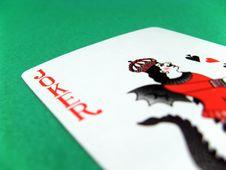 Free Joker Fun Poker Gambling Lucky Card Royalty Free Stock Photos - 6194628
