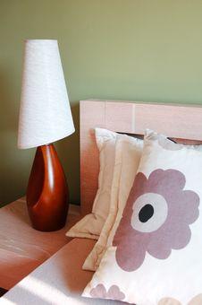 Free Pastel Bedside Royalty Free Stock Image - 6194716