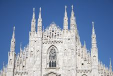 Free Milan S Dome Stock Images - 6194724