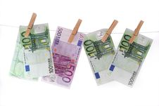 Free European Currency Royalty Free Stock Image - 6196156