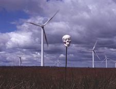 Free Windfarm Stock Photo - 6196480