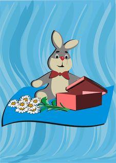 Free Rabbit Royalty Free Stock Photo - 6196905