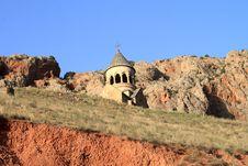 Armenian Church Royalty Free Stock Photography