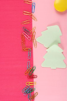 Free Clips And Stickies Stock Image - 6197991