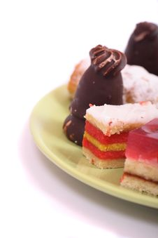 Free Sweet Deserts Stock Images - 6198184