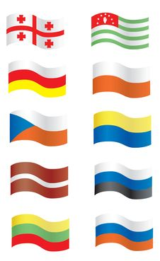 Free National Flag Royalty Free Stock Photo - 6198815