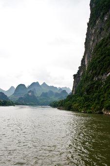 Free Yangshuo Li River, Guilin Stock Photo - 6199250