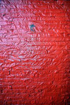Free Red Brick Wall Stock Photo - 6199560