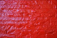 Free Red Brick Wall Stock Images - 6199574