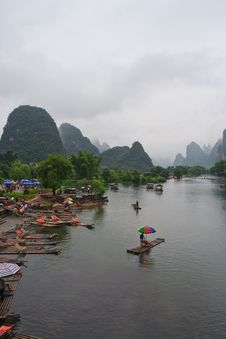 Free Yangshuo Royalty Free Stock Photography - 6199627