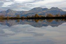 Free Mount Snowdon Royalty Free Stock Photos - 6199768