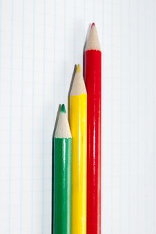 Free Pencils Stock Images - 6199794
