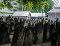 Free Cemetery At Maldives Royalty Free Stock Image - 61934776