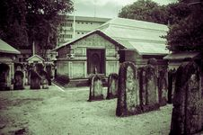 Free Cemetery At Maldives Royalty Free Stock Image - 61934156