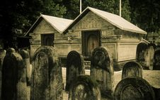 Free Cemetery At Maldives Royalty Free Stock Photography - 61934247