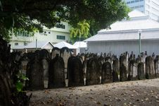 Free Cemetery At Maldives Royalty Free Stock Images - 61934719