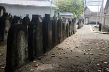 Free Cemetery At Maldives Stock Images - 61934734