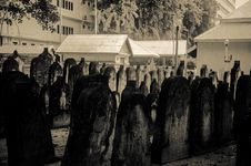 Free Cemetery At Maldives Royalty Free Stock Images - 61934959