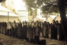 Free Cemetery At Maldives Royalty Free Stock Photos - 61935198