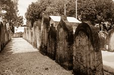 Free Cemetery At Maldives Royalty Free Stock Photography - 61935387