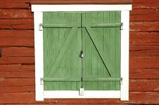 Free Window-shutters Stock Image - 620761