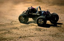 Free Monster Truck Model Stock Photography - 620812