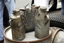 Free Oilcan Royalty Free Stock Images - 620819