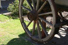 Free Wagon Wheel Stock Photos - 621723