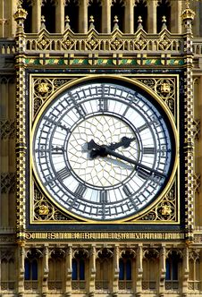 Free Big Ben Royalty Free Stock Image - 622026