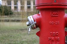 Free Fire Hydrant Stock Photography - 622712