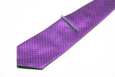Free Pink Necktie Royalty Free Stock Photo - 623085