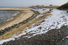 Free Winter Coast Stock Photography - 623342