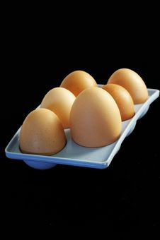 Free Six Egg Royalty Free Stock Images - 623629