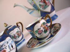 Free Oriental Tea Royalty Free Stock Photo - 624285