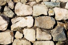 Free Stone Wall Stock Photography - 624452