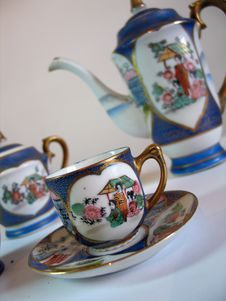 Free Tea Time Stock Image - 624721