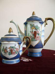 Free Oriental Tea Royalty Free Stock Photos - 624728