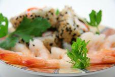 Free Seafood Royalty Free Stock Photos - 624878
