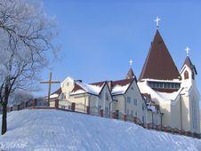 Free Catholic Church Stock Image - 625051