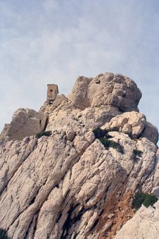 Free Les Goudes Calanques Royalty Free Stock Photos - 625818