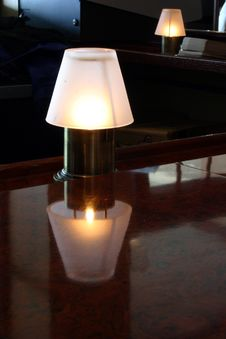Bar Candle Stock Photography