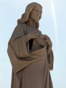 Free Jesus Christ Statue Stock Images - 627834