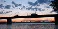 Free The Bridge, Evening Stock Images - 628144