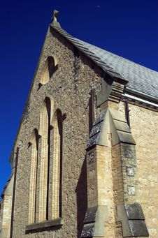 Free Moonta Anglican Church (Vertical) Stock Image - 628211