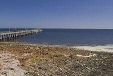 Free Pt. Victoria Seascape Stock Image - 628401