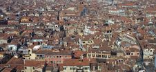 Free Venice From Above Stock Image - 628521